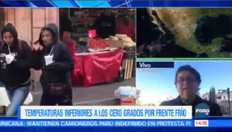 Zacatecas Declaratoria Emergencia 37 Municipios Nieve