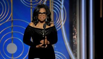 casa blanca responde posible desafio electoral oprah winfrey