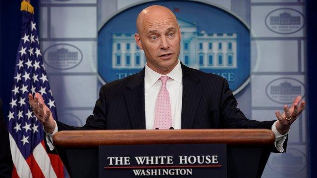 Estamos listos para firmar presupuesto, dice funcionario de la Casa Blanca