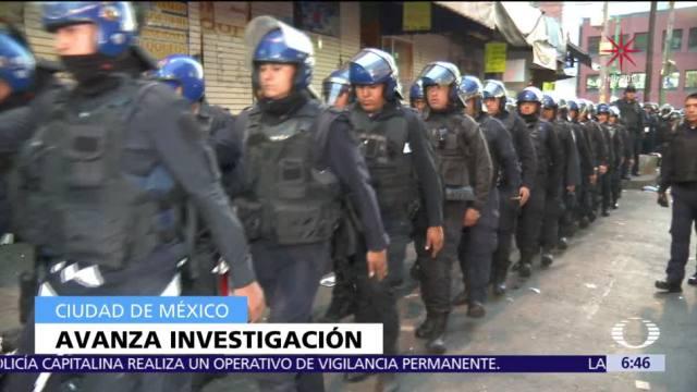 Investigan a policías que participaron en operativo en Plaza Meave