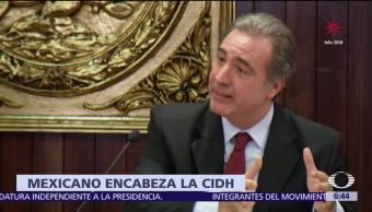 Eduardo Ferrer Mac Gregor, nuevo presidente de la CorteIDH