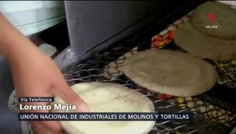 Sube el precio de la tortilla