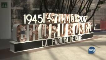 Retomando Fábrica Cine Javier Aranda Luna Retoma A Estudios Churubusco