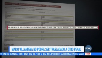 Mario Villanueva Podrá Ser Cambiado Penal Exgobernador De Quintana Roo