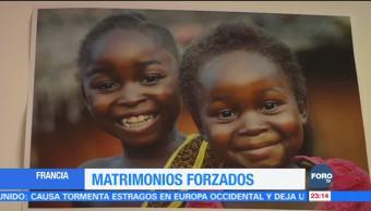 Matrimonios forzado, práctica recurrente entre migrantes