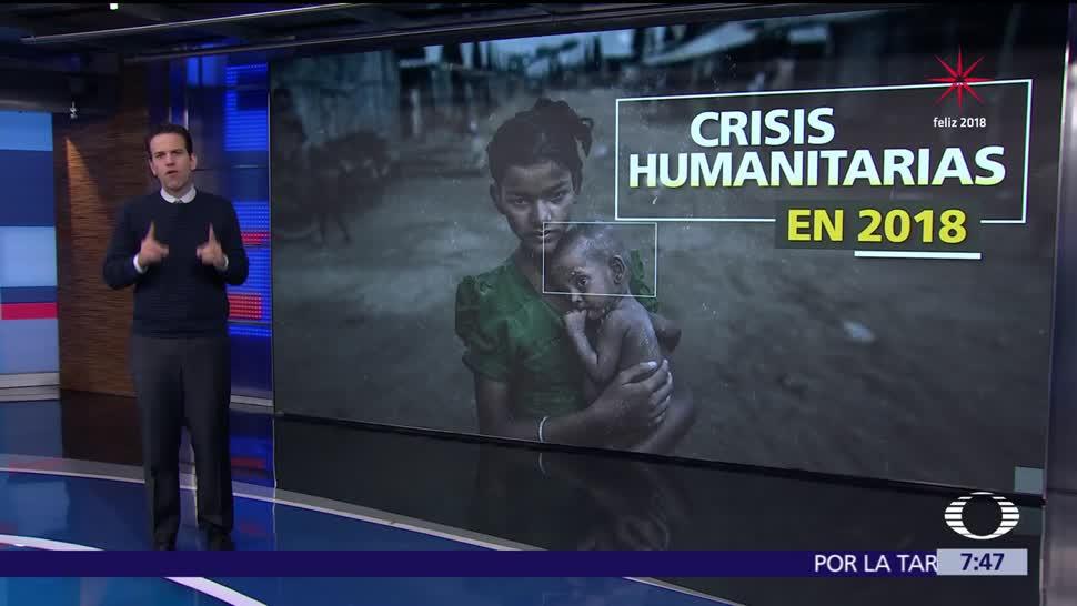 ONU advierte del riesgo de profundización de las crisis humanitarias