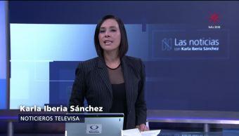 La Noticias, con Karla Iberia: Programa del 4 de enero de 2018