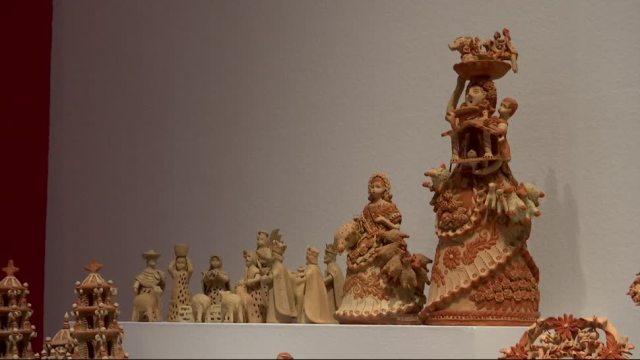 Retomando a… exposición 'Nacimientos. Arte y tradición popular' (2)