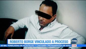 Pasa Borge su segunda noche en un penal de Morelos