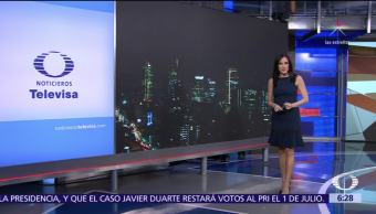 Las noticias, con Danielle Dithurbide: Programa del 8 de enero del 2018
