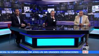 Matutino Express del 8 de enero con Esteban Arce (Bloque 1)