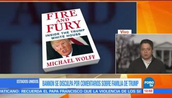 El libro que tiene en jaque a la presidencia de Trump