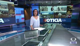 La Noticias, con Karla Iberia: Programa del 8 de enero de 2018La Noticias, con Karla Iberia: Programa del 8 de enero de 2018
