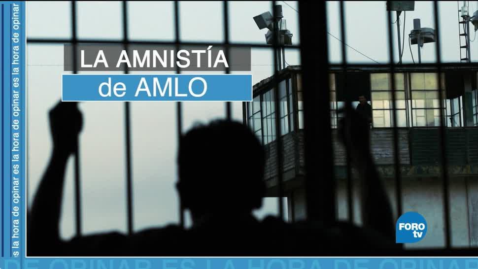 Propuesta de amnistía de Andrés Manuel López Obrador