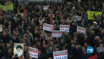 Régimen iraní, en riesgo por protestas
