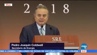 Reforma energética atrae recursos que antes no estaban al alcance: Joaquín Coldwell