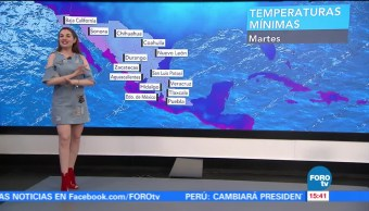 Clima Mayte Carranco Sistema Frontal