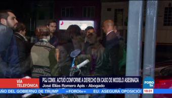 Pgjcdmx Actuó Conforme Ley Detención Actor Alejandro Axel