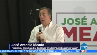 Actividades de José Antonio Meade en Querétaro
