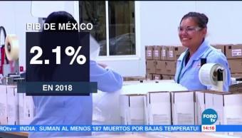 Crecimiento de la economía mexicana se frena en octubre