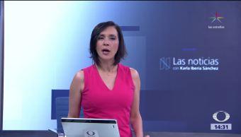 La Noticias, con Karla Iberia: Programa del 10 de enero de 2018