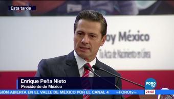 Cambios en gabinete del presidente Peña Nieto