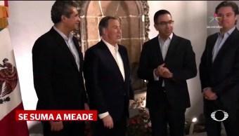Javier Lozano deja el PAN para sumarse al equipo de Meade