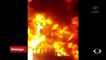 No cesa el robo de combustible en varias entidades del país