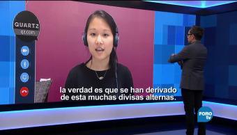 Genaro Lozano entrevista a Karen Hao