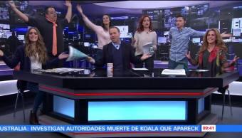 Matutino Express del 11 de enero con Esteban Arce (Bloque 2)