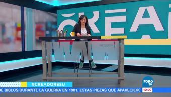 Creadores Universitarios: Programa del 13 de enero de 2018