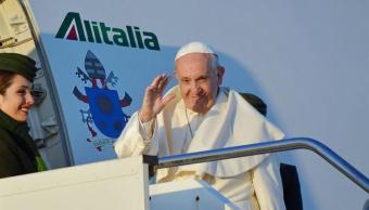 papa francisco inicia viaje a chile y pero