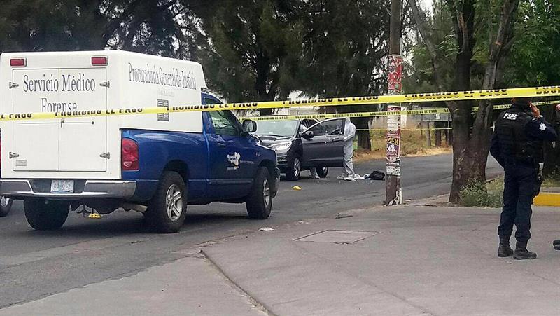 huachicol linea investigacion homicidio funcionario pemex salamanca