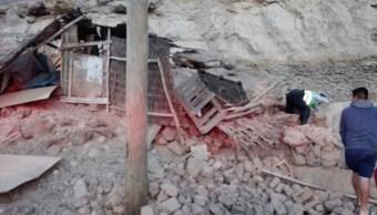 El presidente de Perú pide calma tras sismo de 6.8 grados