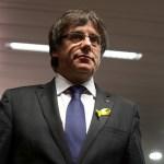 Puigdemont podría ser detenido si sale de Bélgica