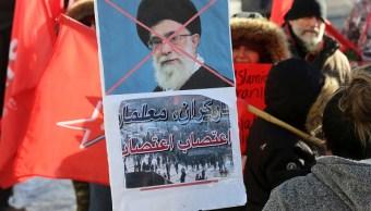 Suman 25 los muertos en las recientes protestas de Irán