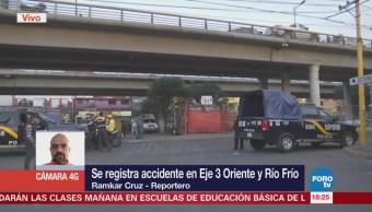 Accidente vial deja un muerto en Venustiano Carranza
