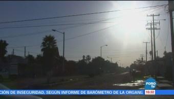 Activan Alerta Bajas Temperaturas Sonora