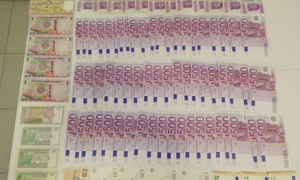 detienen sujeto aeropuerto cancun divisas equivalentes mas medio millon pesos