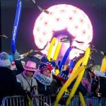 nueva york recibe al 2018 con su iconica bola de cristal