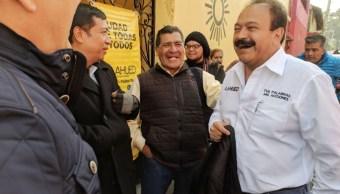 Ahued cierra precampaña para candidatura a jefe de gobierno de la CDMX