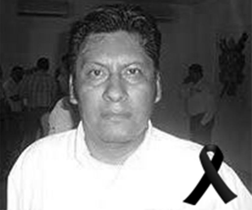 Matan frente a su familia a director de Protección Civil