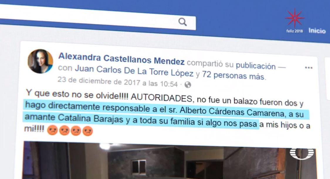 alexandra castellanos fue asesinada a pesar de contar con ordenes de proteccion