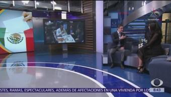 Aurelio Nuño en Al Aire con Paola
