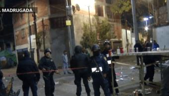 Baile termina con disparos en feria de Iztacalco, CDMX; hay un muerto
