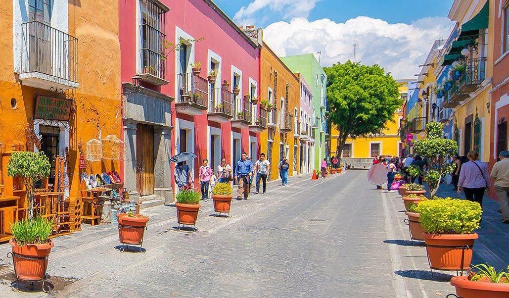 """Puebla: la ciudad más """"cool"""" de México según Forbes"""