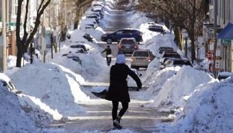 Bajas temperaturas en Estados Unidos rompen récords