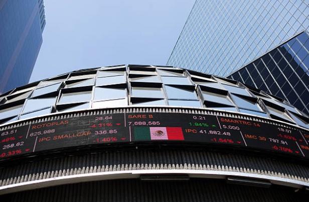 bolsa mexicana mantiene racha y suma seis sesiones ganancias