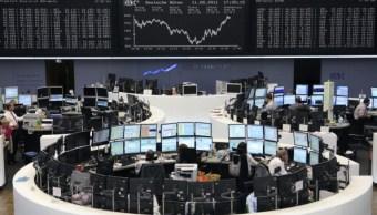 Las Bolsas europeas caen por pérdidas en el sector financiero