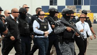 llega roberto borge mexico sera trasladado penal neza
